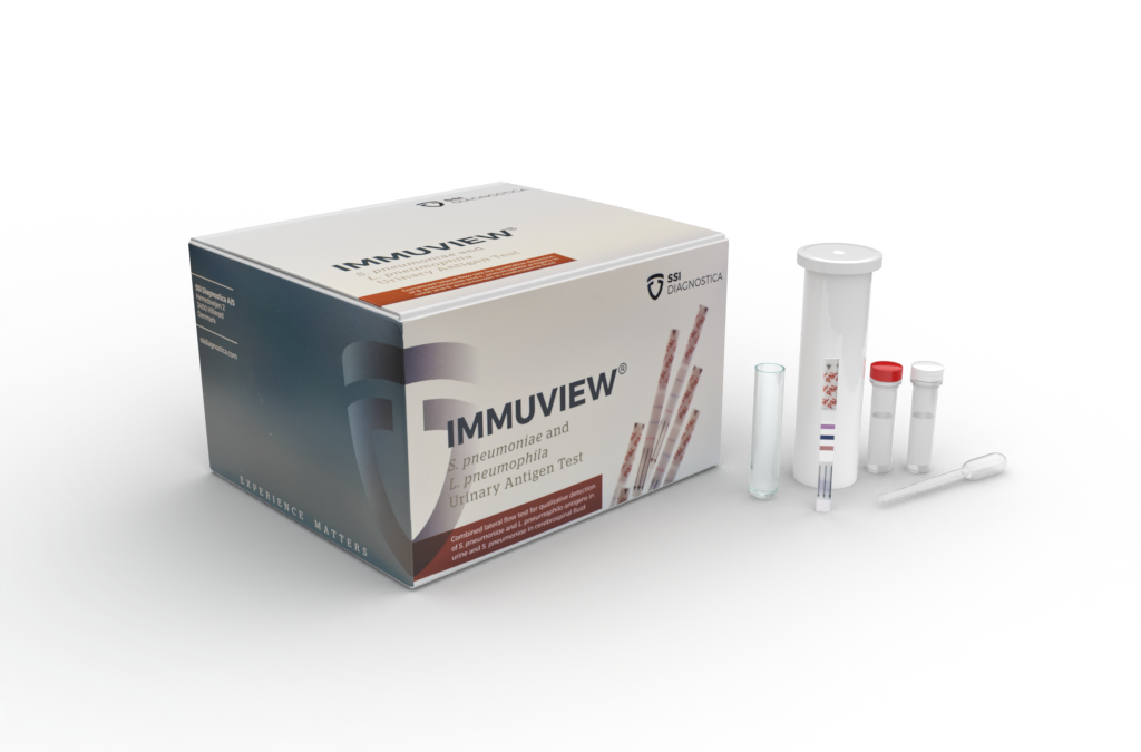 SSI ImmuView® Product Range